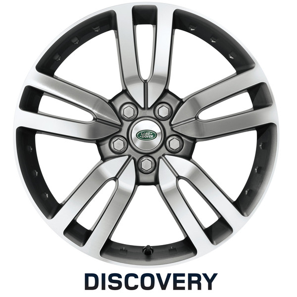 Диск колесный R20 <p>Diamond Turned <p>| Land Rover Discovery