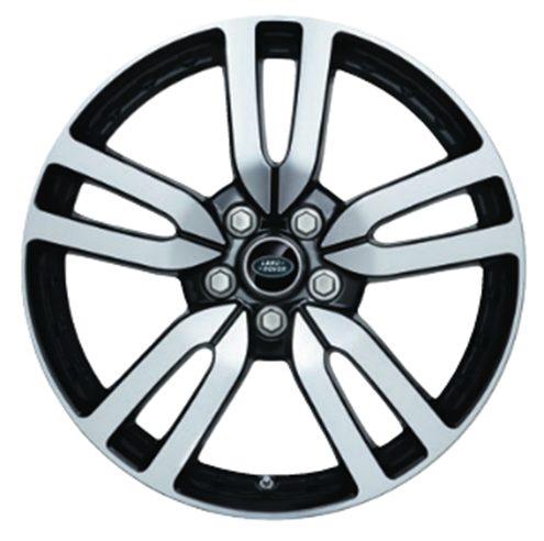 Диск колесный R20 Diamond Turned <p>Gloss Black, Style: 510 <p>| Land Rover Discovery