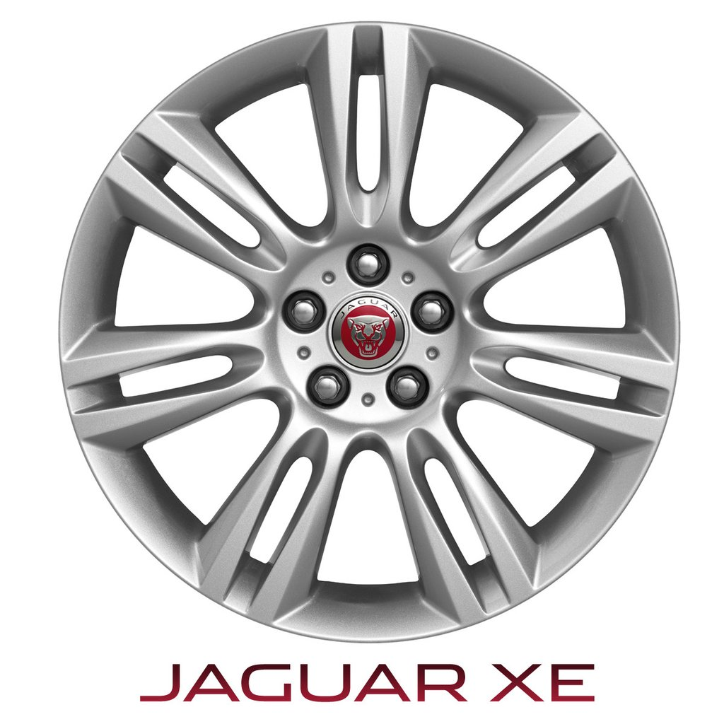 Диск колесный R18 Matrix Silver<p>| Jaguar XE