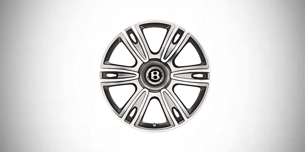 Диск колесный R21 Polished <p>| Bentley Flying Spur W12