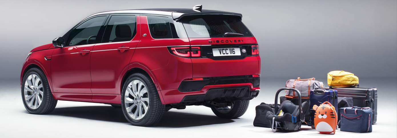 Discovery Sport 2020 -