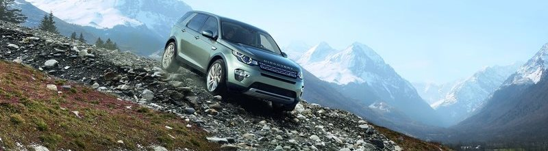 Discovery Sport 2015 -