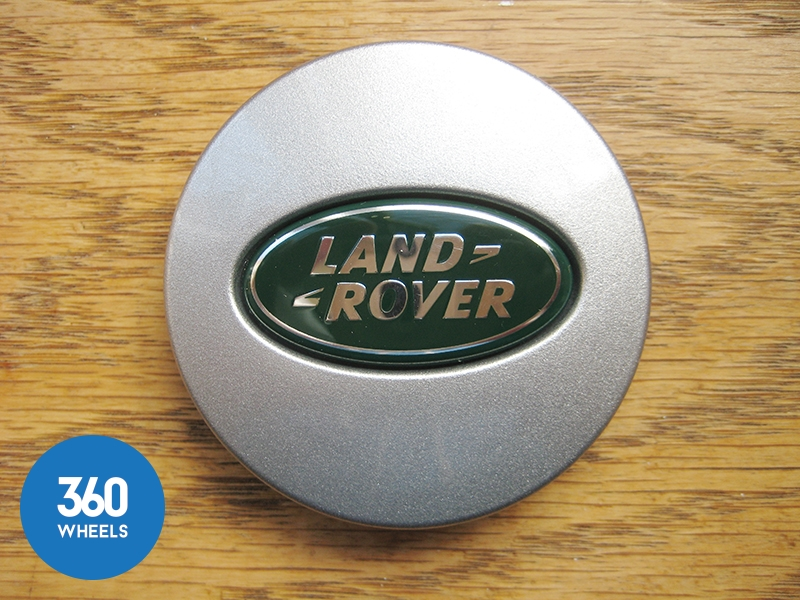 Колпачок диска Sparkle Silver | Green<p>| Land Rover Discovery