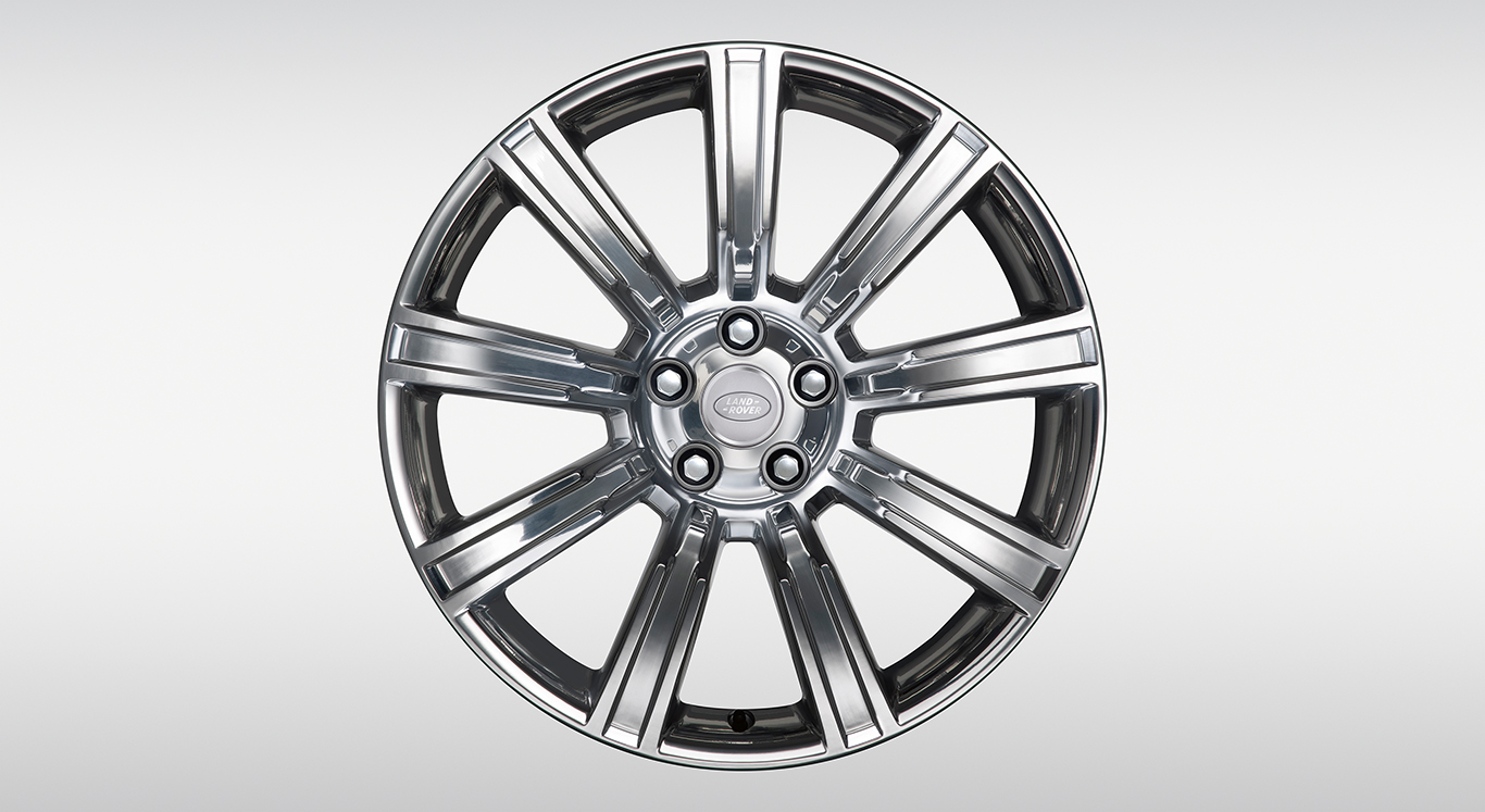 Диск колесный R-21 Style 20 <p> Machine Polished Finish <p>| Range Rover Sport