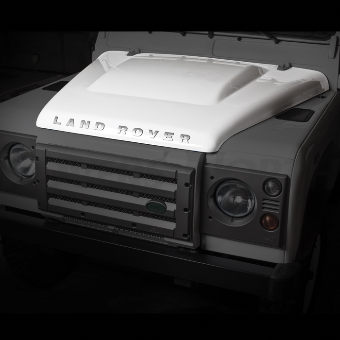 Капот Land Rover | Defender 2007 -