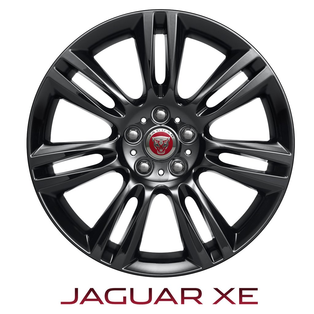 Диск колесный R18 Matrix Black <p>| Jaguar XE