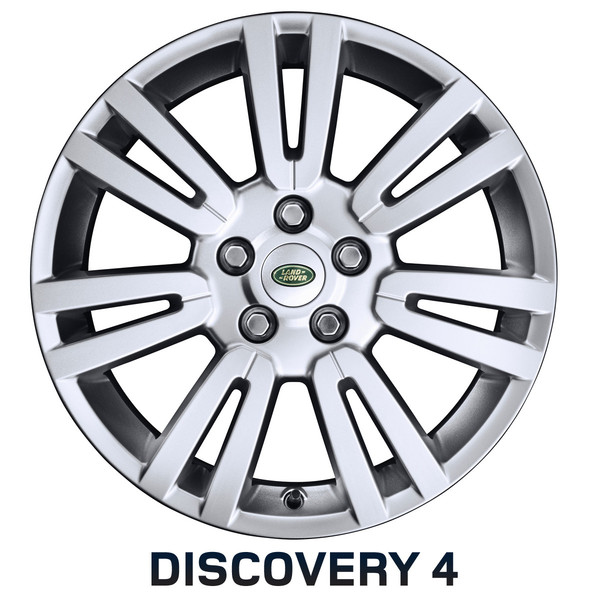 Диск колесный R19 <p>Silver Sparkle <p> | Land Rover Discovery