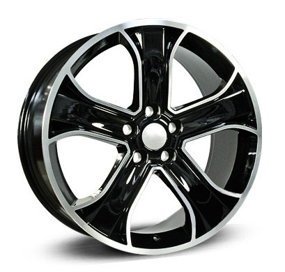 Диск колесный R20 Diamond Turned, <p>Black | Range Rover Sport