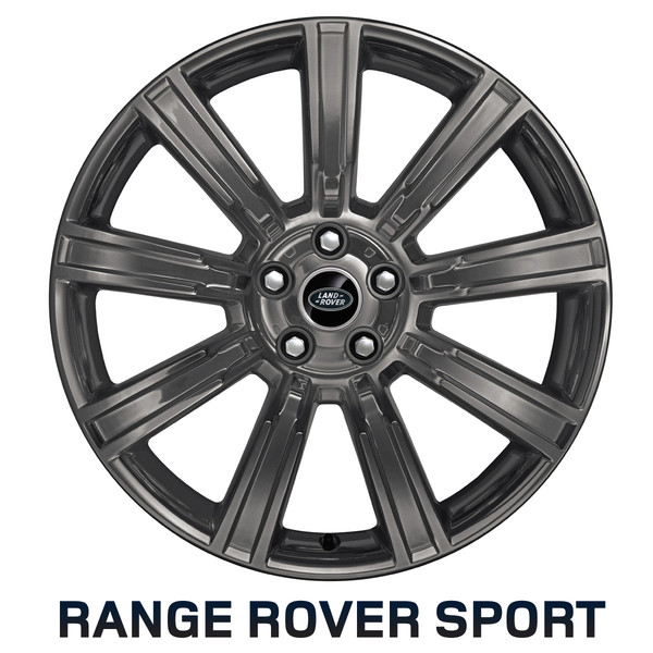 Диск колесный R-21 Style 21 <p> Technical Grey Finish <p>| Range Rover Sport