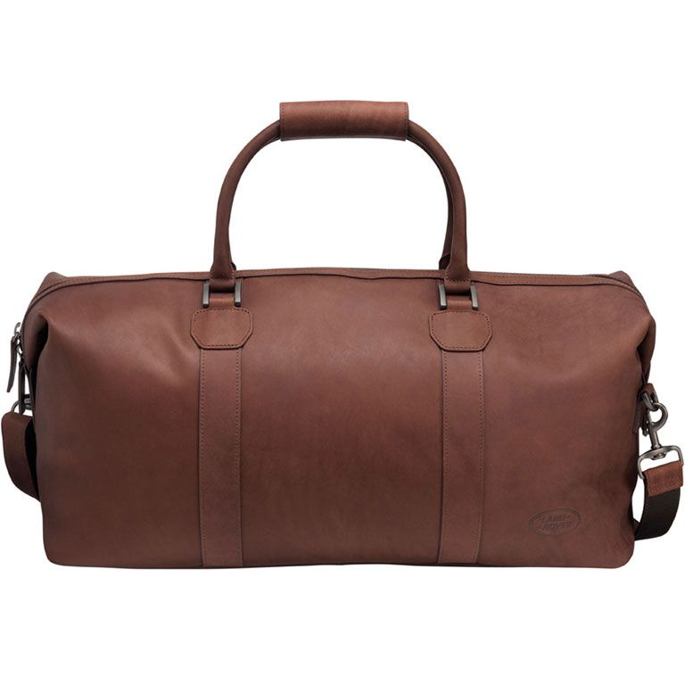 Кожаная сумка Land Rover Heritage <p>Leather Holdall, Brown